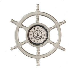 Wheel Clock $11