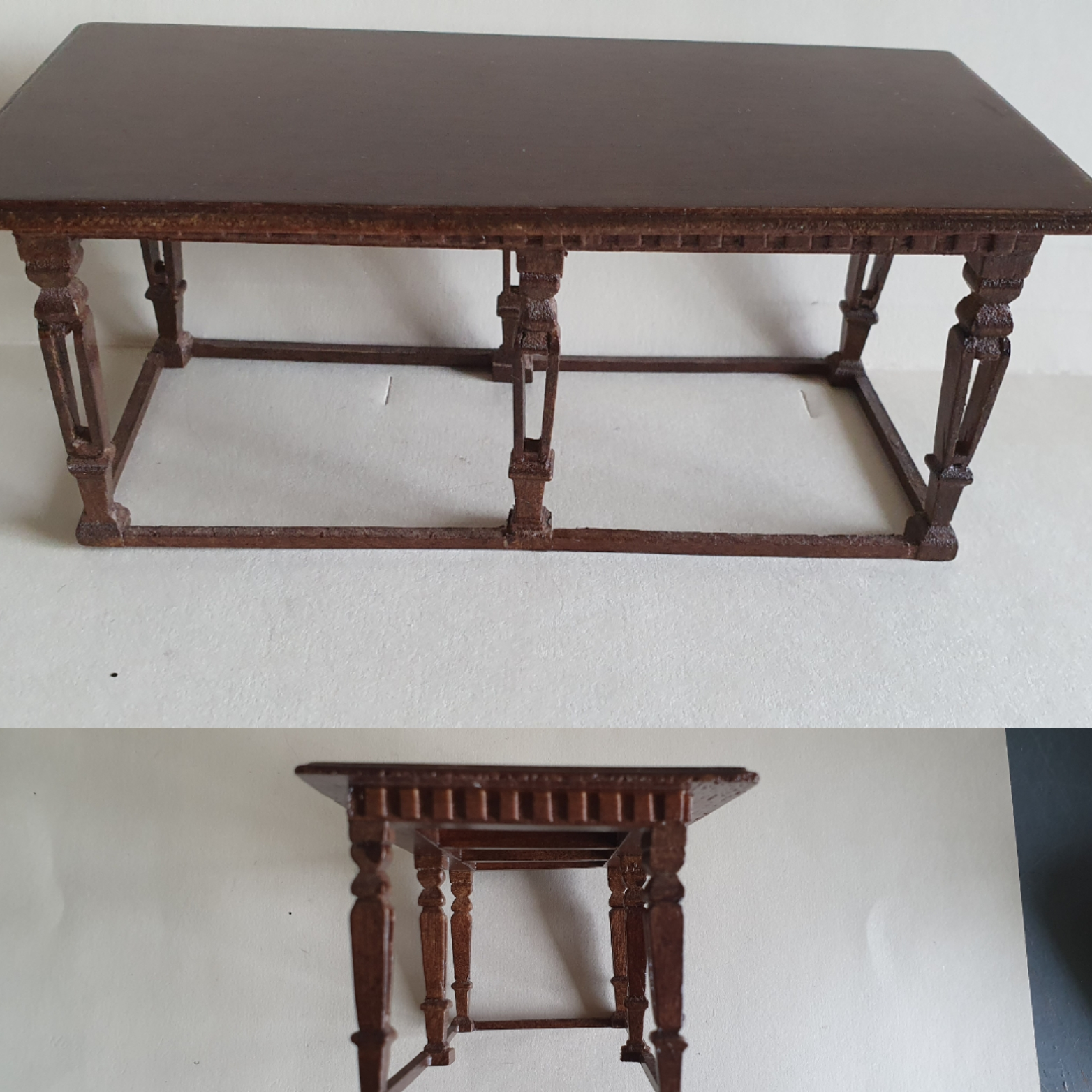 Bespaq-Dutch Refectory Table $27.50