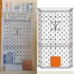 Stove Tiles/Blue $6 (was$11.50)