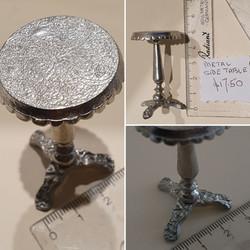 Ornate Side Table $17.50