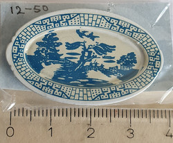 Willow Plate $12.50