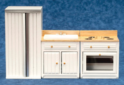 AZT5321 Kitchen 3pc $55