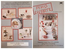 FIMO SWEETS BOOK $4