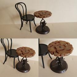 Unique Side table $18