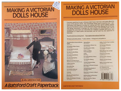 Making a Vic. Doll House $10