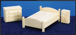 Dble bed Set/3 pce $25 / see below
