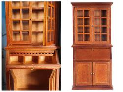 Booksh/Desk (Walnut) $45