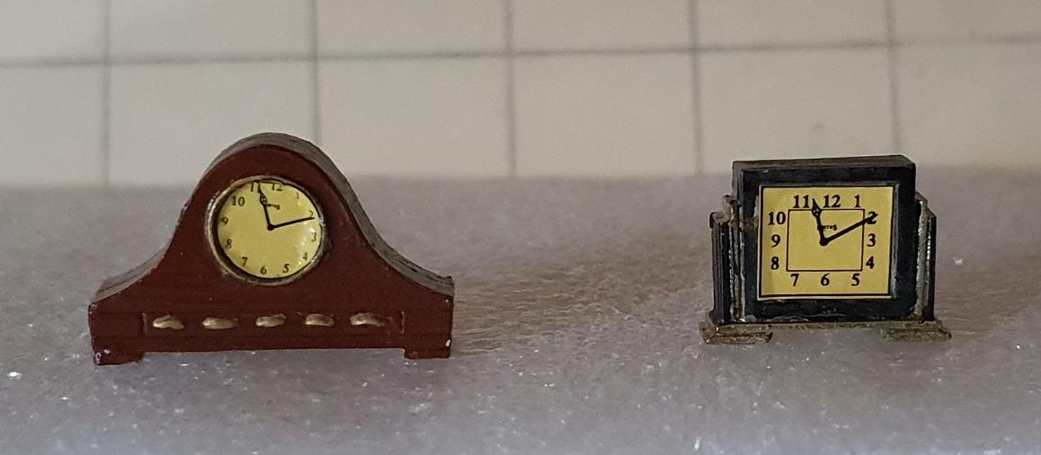 Br.Mantle $15, Art Deco $19.50