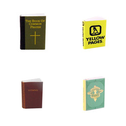 Mixed - Books $4 ea