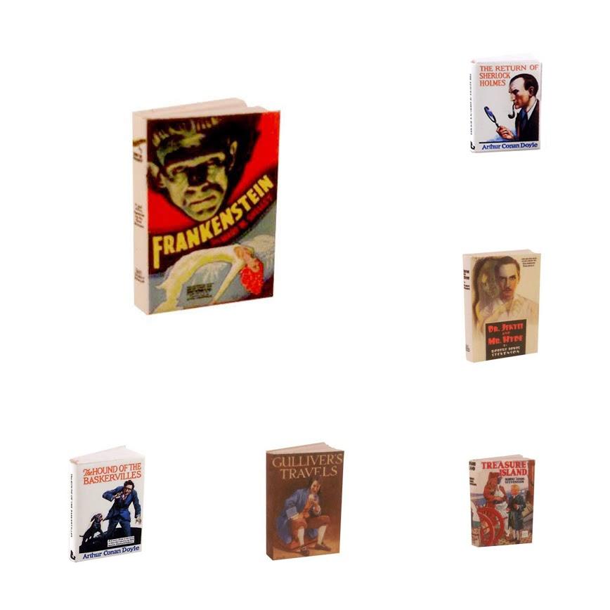Fiction #2 - Books $4 ea