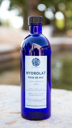 Hydrolat de rose de mai