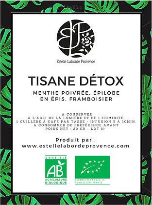 """Tisane """"Détox"""""""