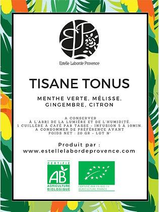 """Tisane """"Tonus"""""""