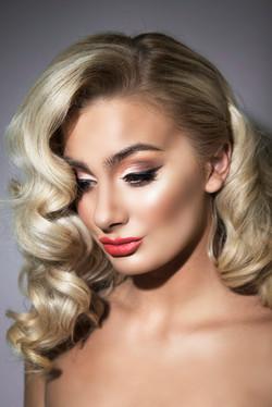 Georgia Savage Makeup