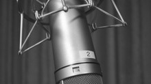 The Neumann U87 - The Most Famous Microphone in the world.