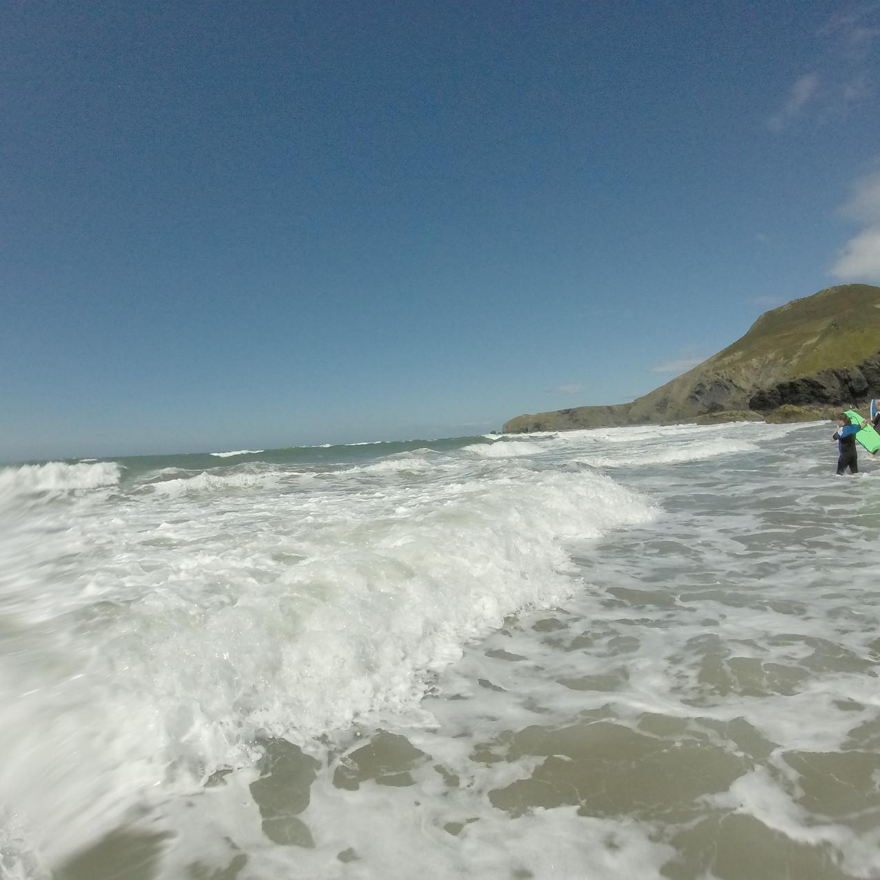 Beach Rip