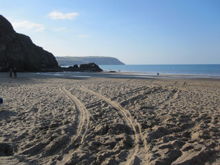 Beautiful Tresaith