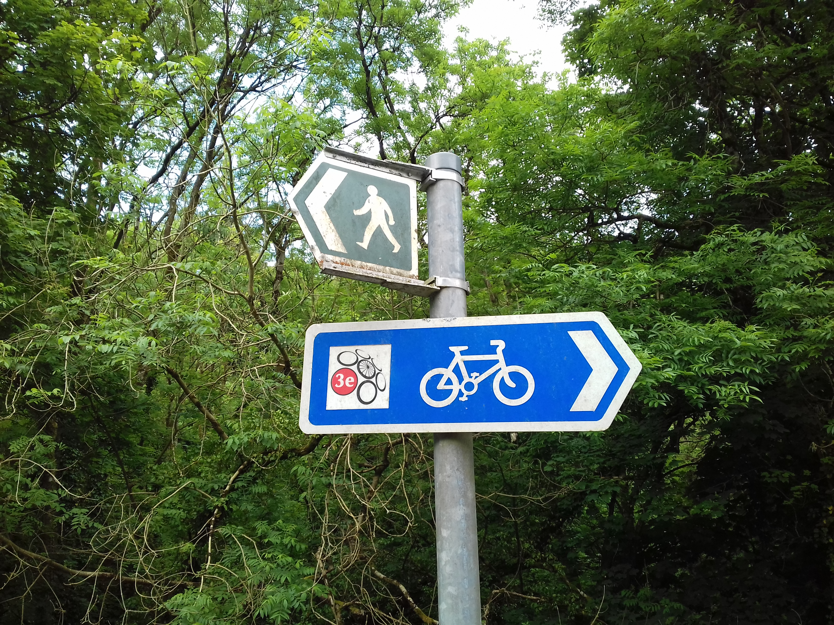 Cycle Routes and Footpaths