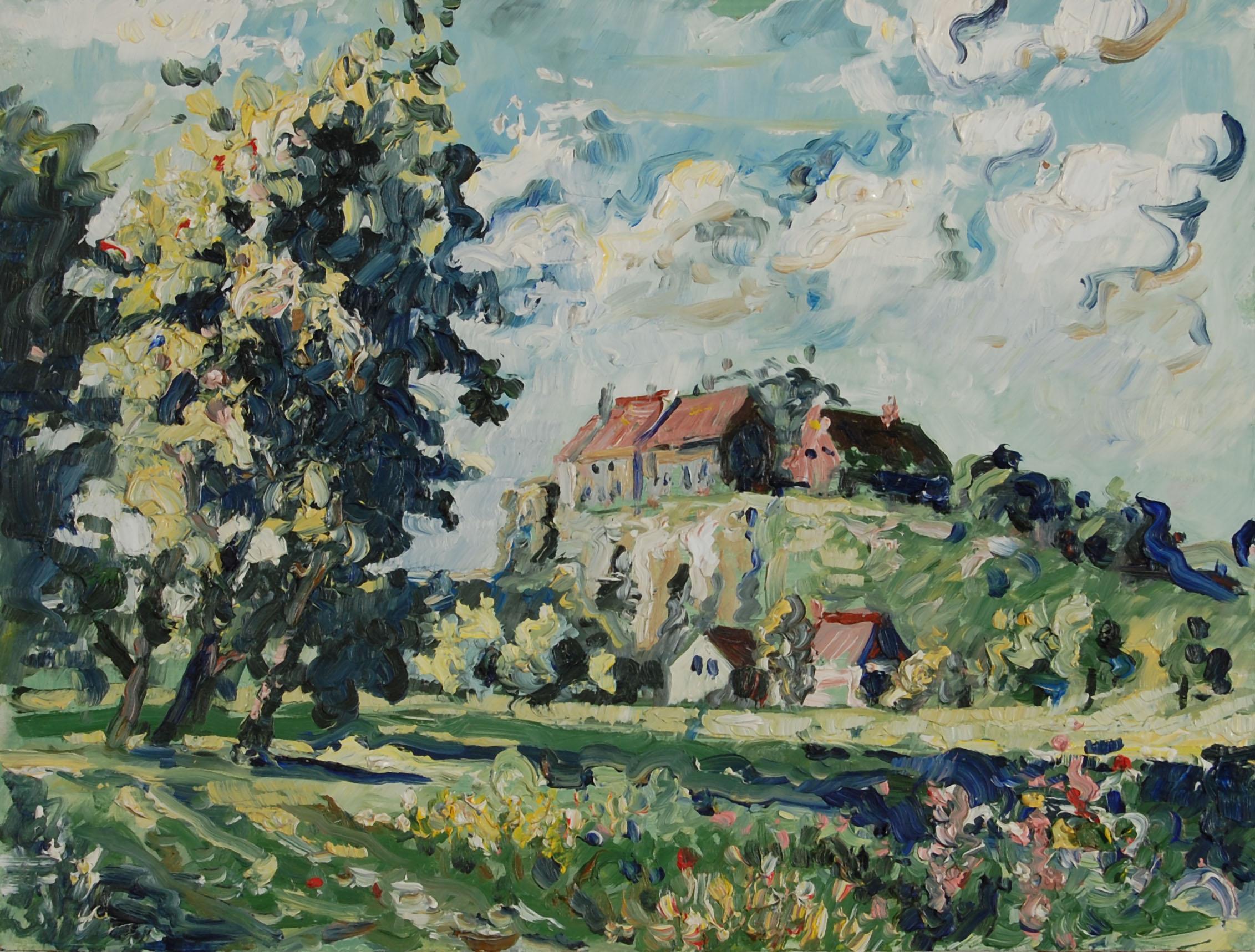 Burg Wendelstein 1984