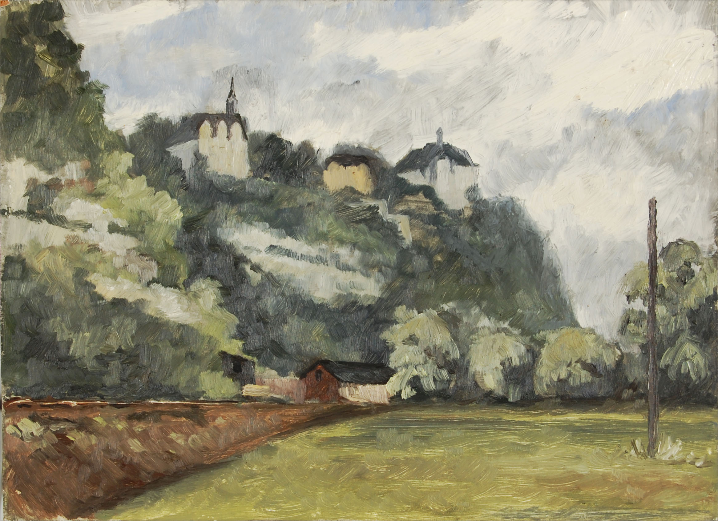 Dornburger Schlösser 1981