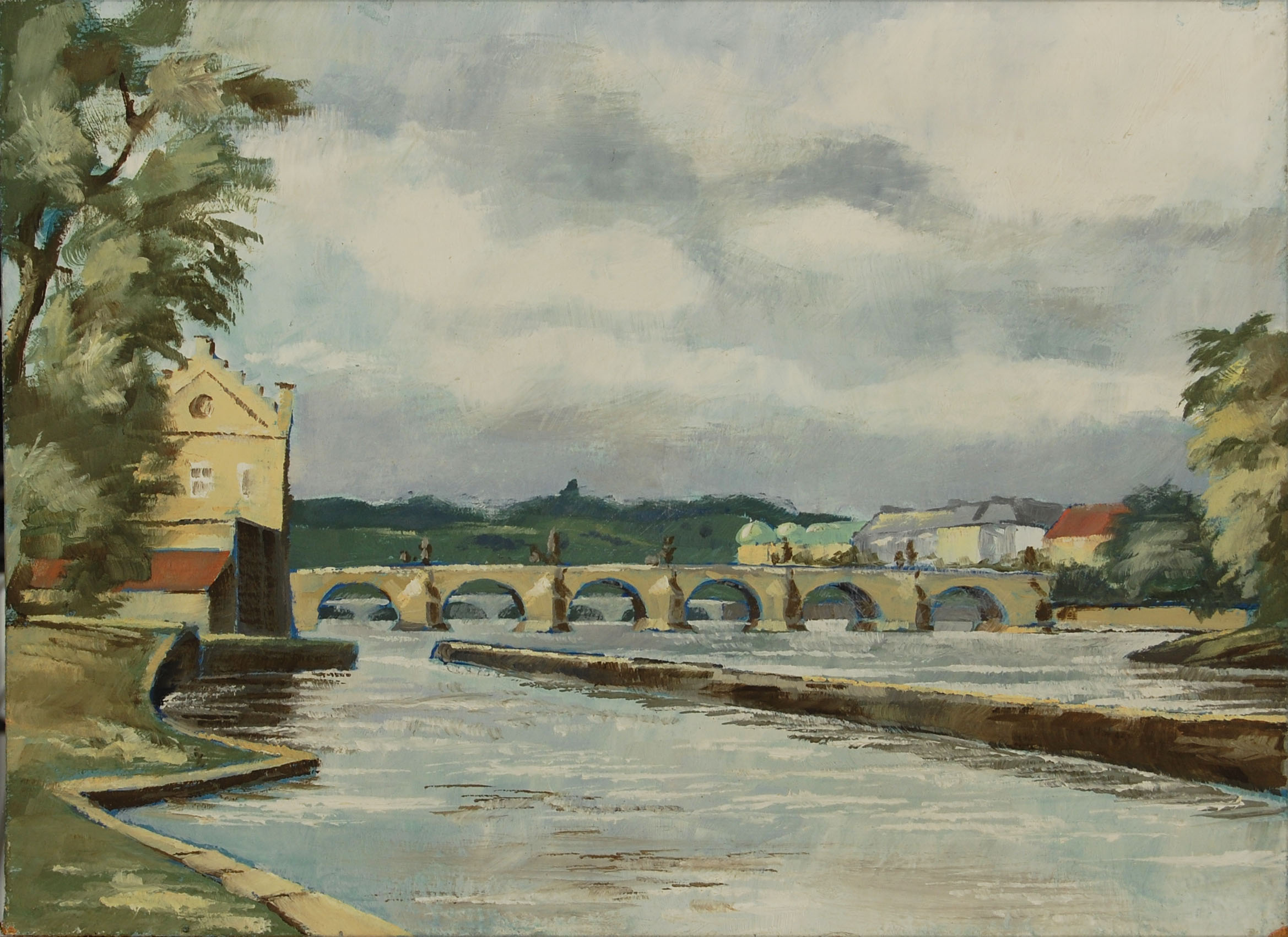 Prag Karlsbrücke 1981