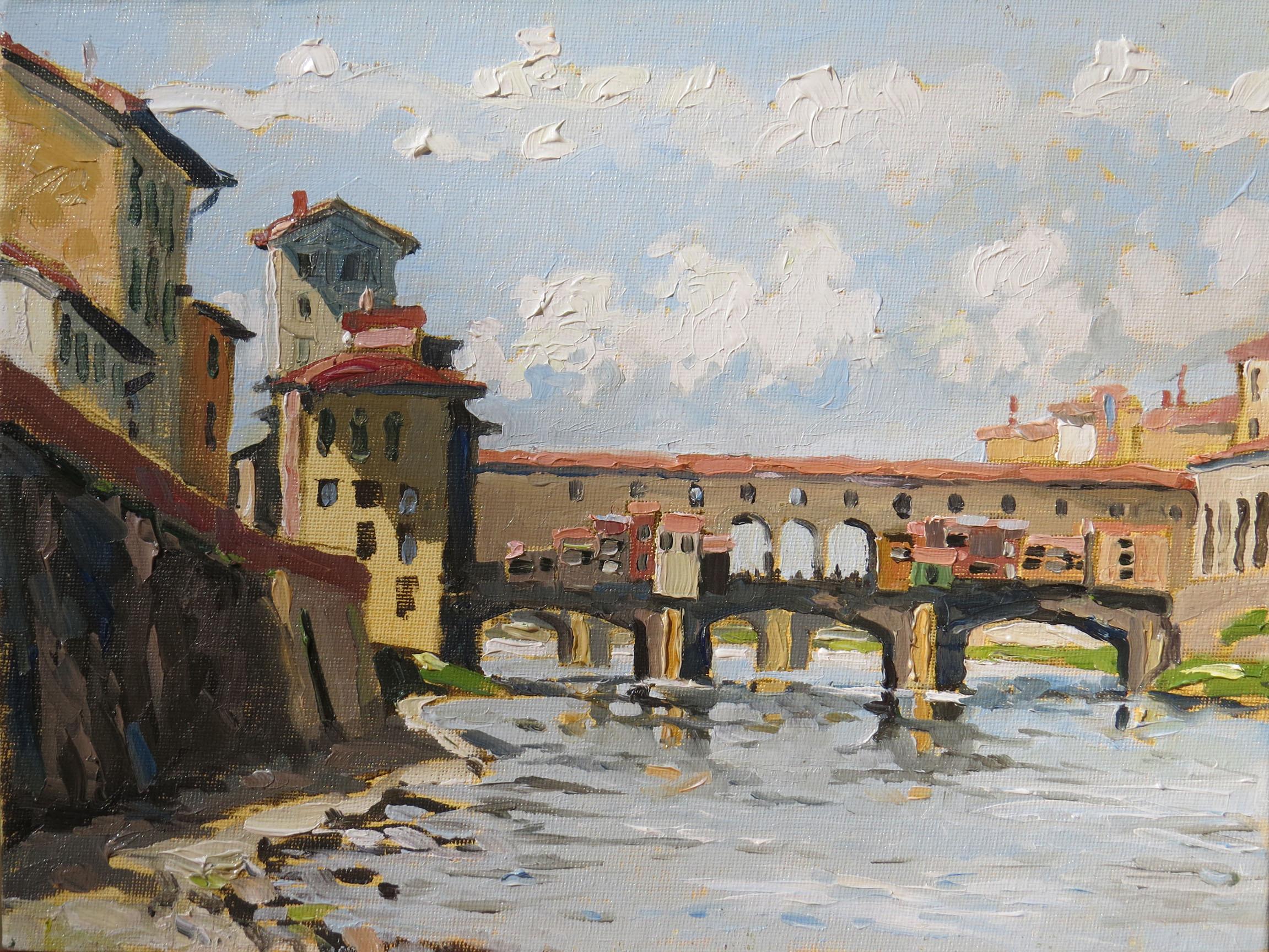 Florenz Ponte Veccio 2018