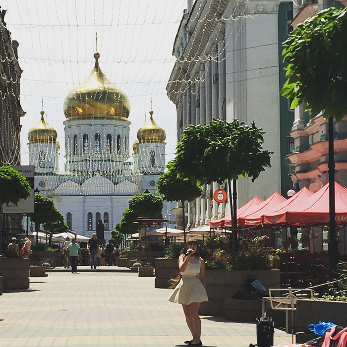 Rostov! Nossa primeira parada na Rússia!