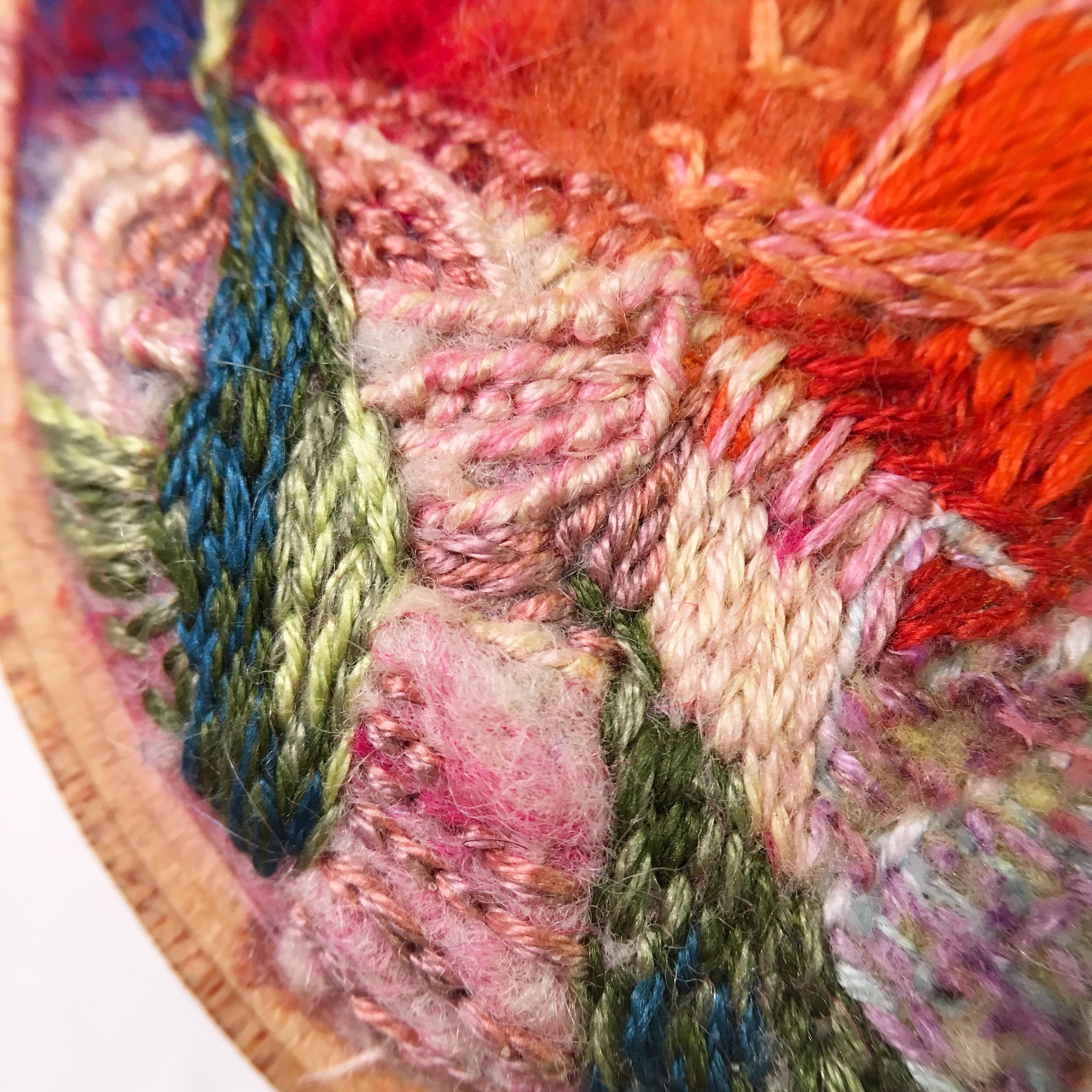 Rosarium I - Detail