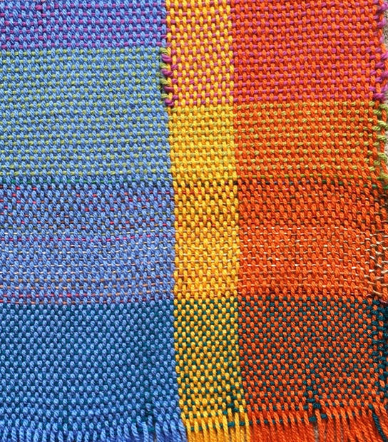Detail of Color Study II
