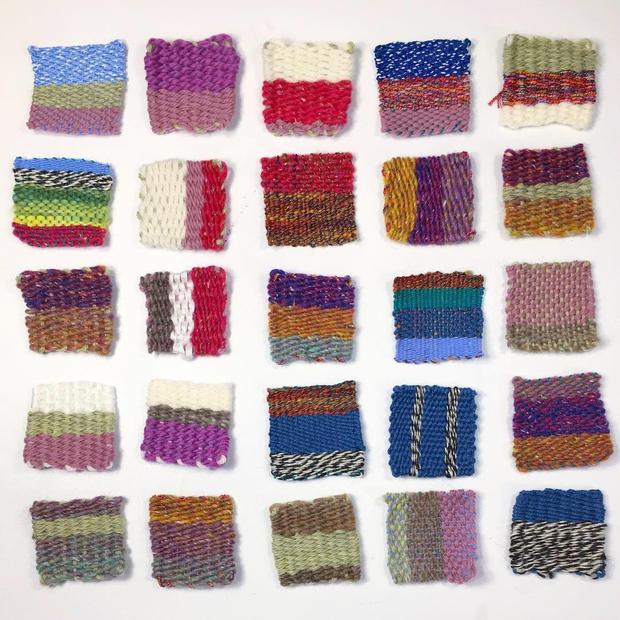 Mini Weavings I