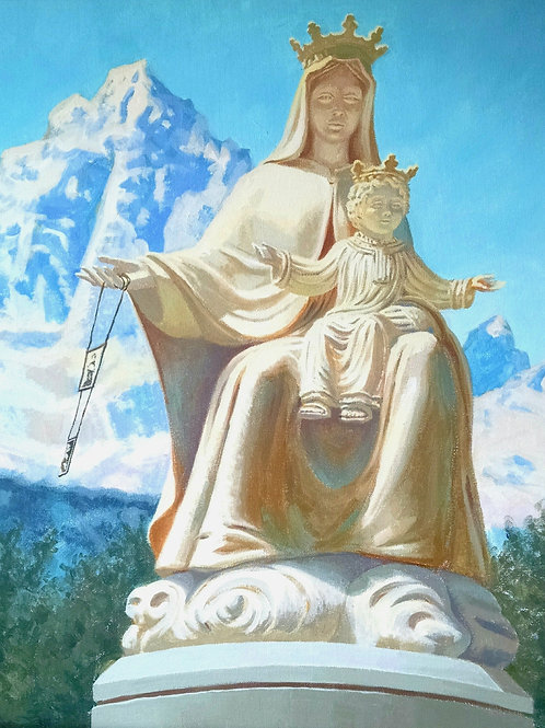 Our Lady of Mount Carmel (Cenacolo Mother House)