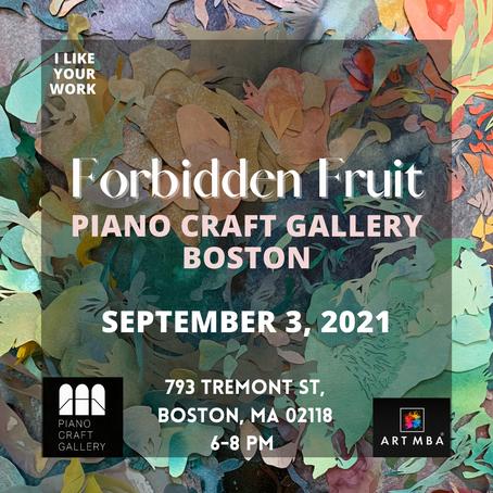 ILYW Fall Exhibit: Forbidden Fruit