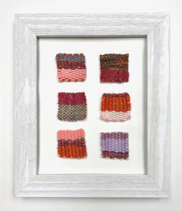 Tiny Weavings I