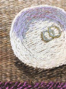 Detail of Ring Dish
