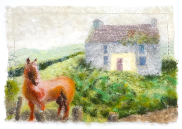 Grandmother's Cottage, County Cork