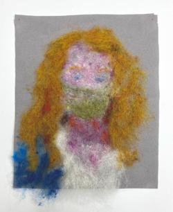 Self-portrait (Rash)