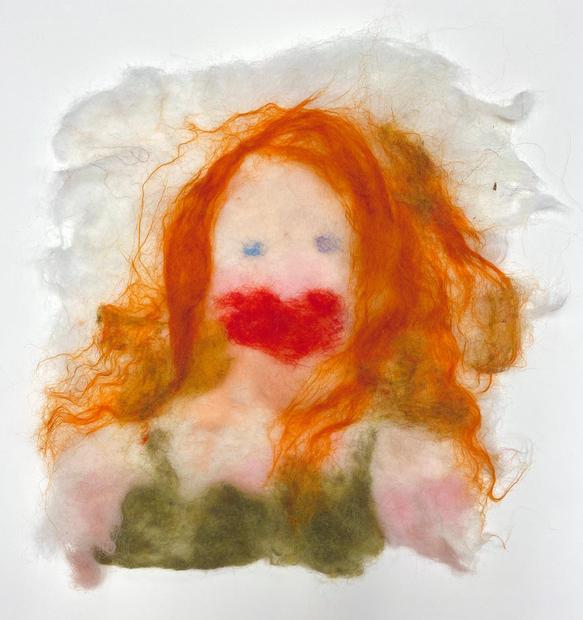 Self-portrait (Heart)