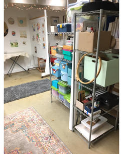 Studio corner