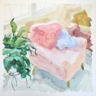 Study for Nesting Chair