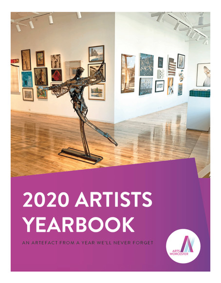 ArtsWorcester 2020 Artists Yearbook