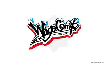 wagacomix ロゴデザイン