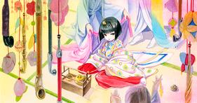 羅宇の煙姫