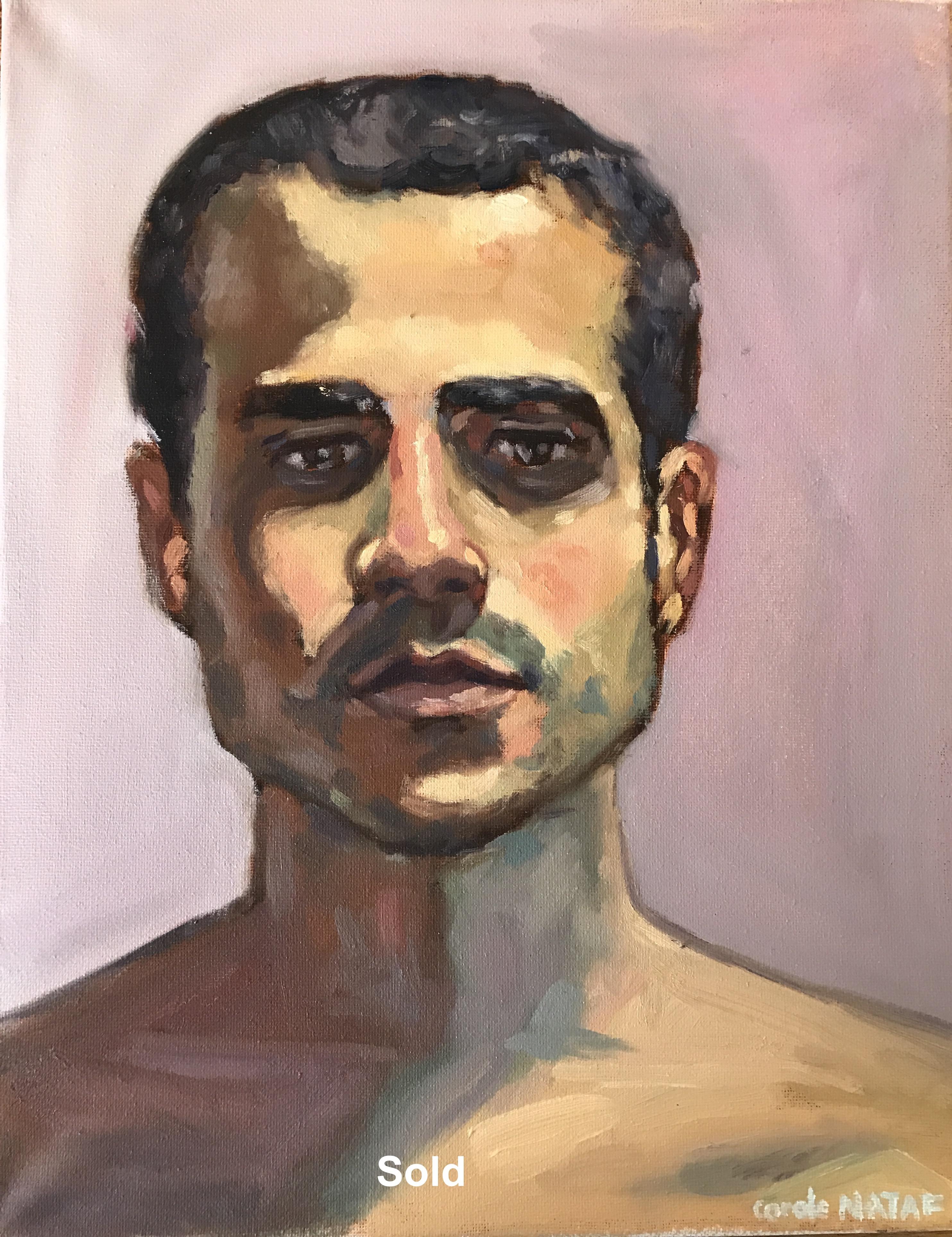 Portrait Ali 11x14 6