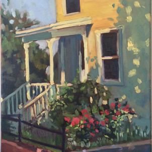 Carole Nataf | Carole Nataf Oil Painting Artist | Londres