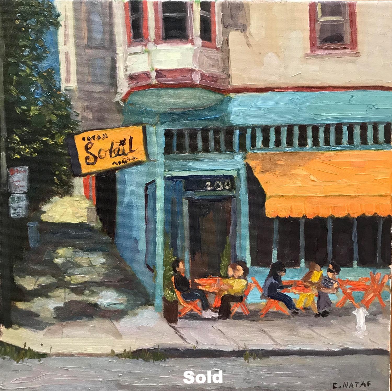 Café du Soleil San Francisco