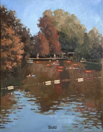 Hampstead Heath Mixed Ponds