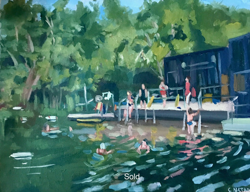 Hampstead Heath Women's pond