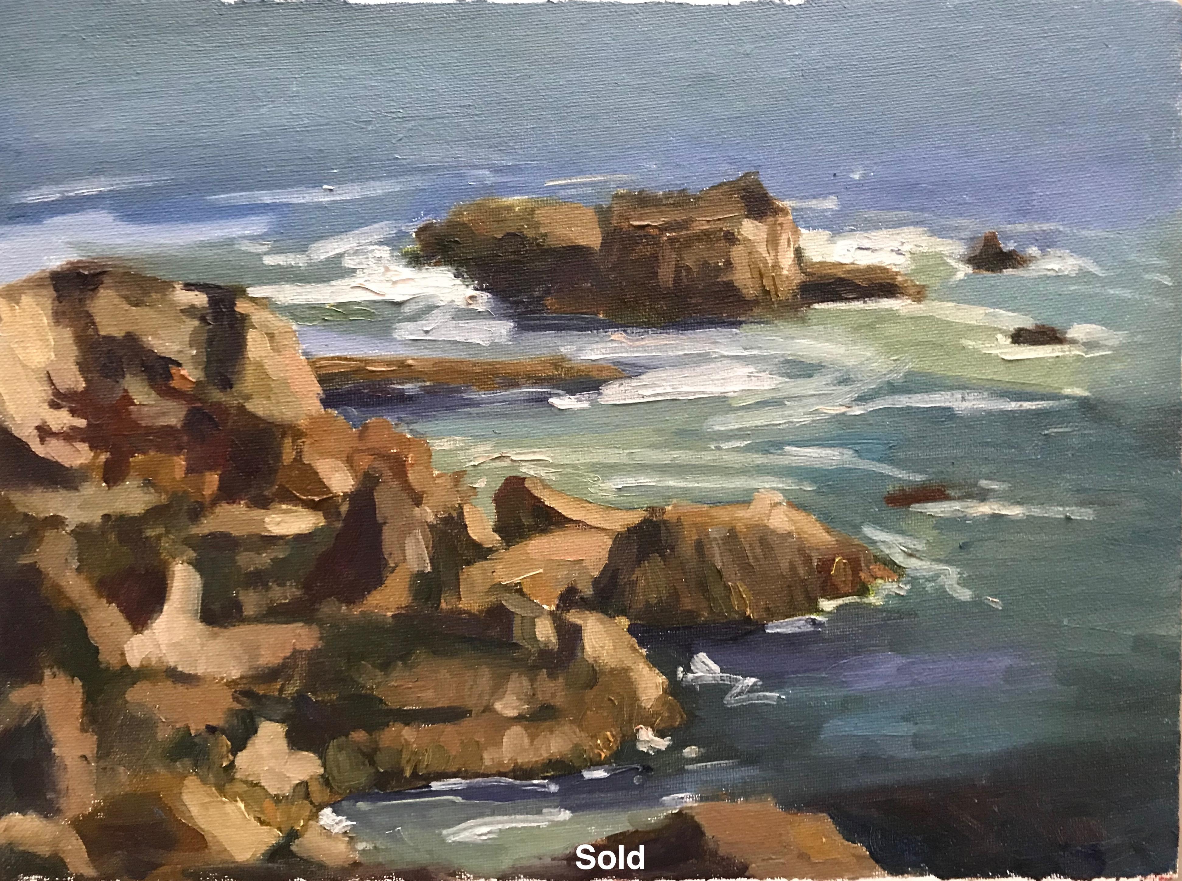 Timber Cove Rocks I