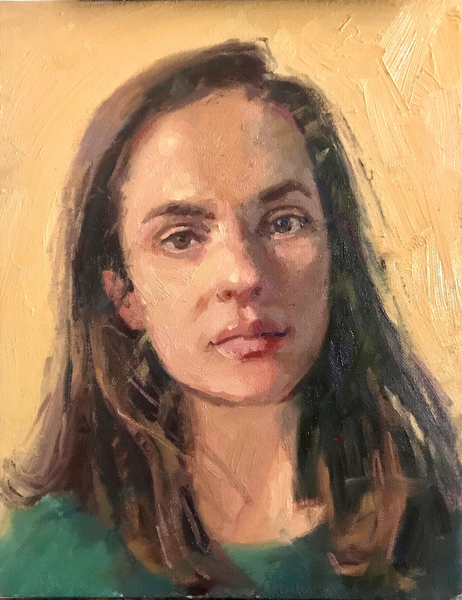 Self Portrait Yellow