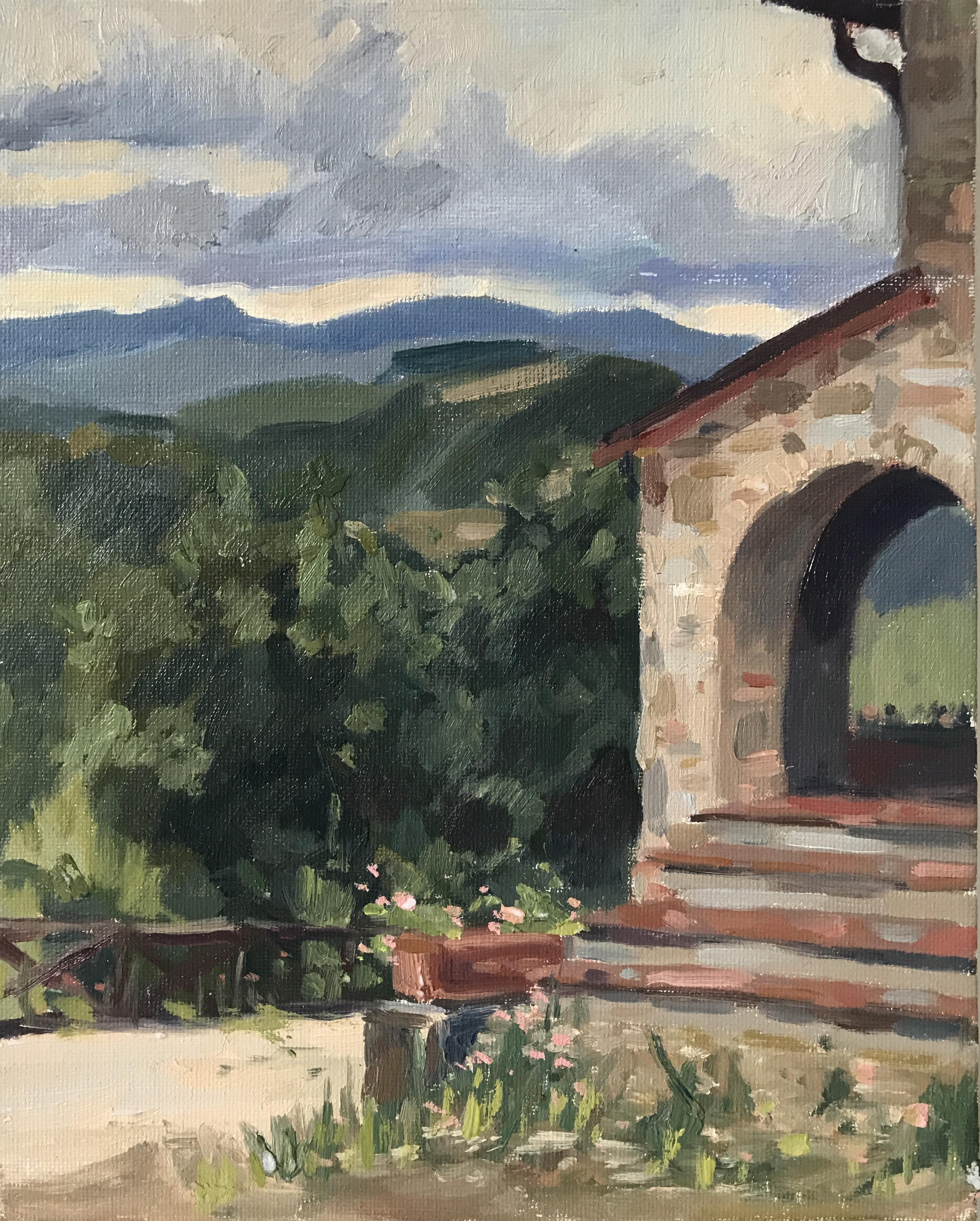 Umbrian Landscape